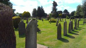 Consultation form for borrowing approval for a new cemetery