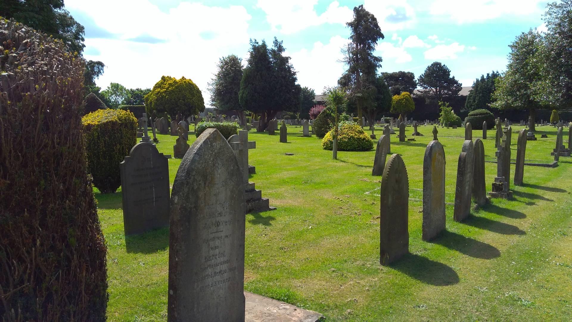 New Cemetery Funding Survey
