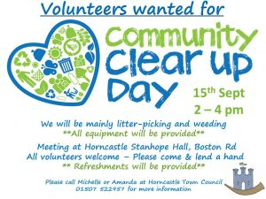 Community Clear Up Day